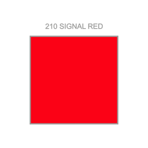 210-SIGNAL-RED