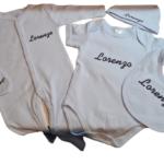 5-delig babypakket blauw Lorenzo