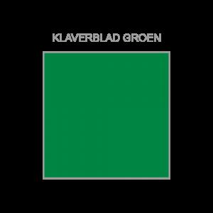 Klaverblad groen