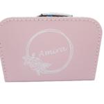 Koffer Amira - roze