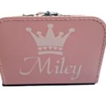Koffer Miley - roze