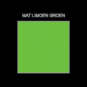 Limoen groen