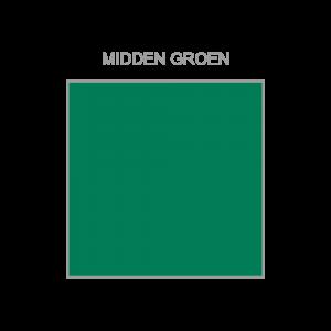 Midden groen