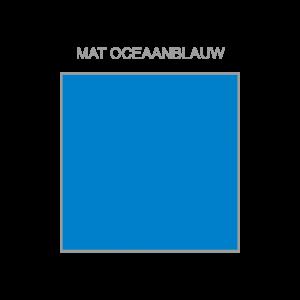 Oceaanblauw