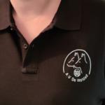 Poloshirt met borstlogo
