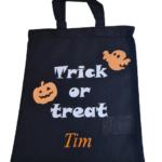 Trick or treat tasje
