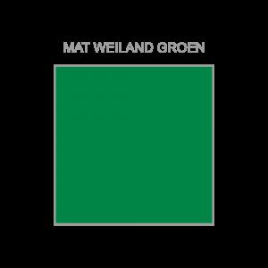 Weiland groen